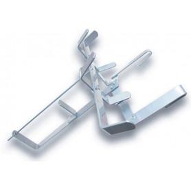 Support de ceinture pour bac à enduit et bande Kraft