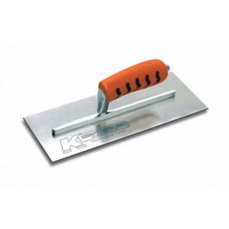 Platoir inox concave 30.5x11.5 cm poignée proform Kraft