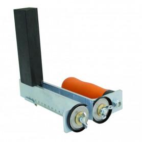 Trusquin pour la découpe de bandes de plâtre plac & roll Edma