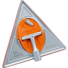 Ponceuse Trigon 180° avec adaptateur pour manche