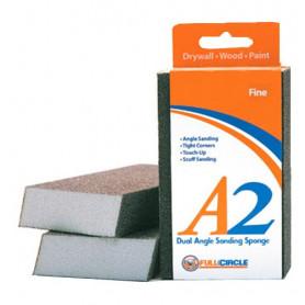 Eponge abrasive A2 grain fin