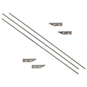Kit de lames et supports pour boite 300 mm Tapetech