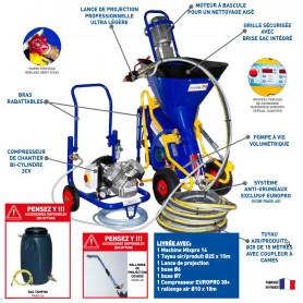Machine Mixpro 14 Aeroblue Euromair