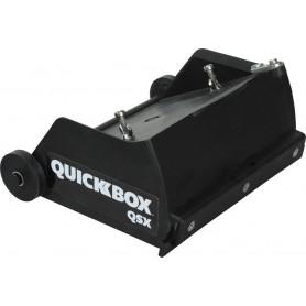 Boite de finition 165mm  enduit prise rapide QuickBox Tapetech