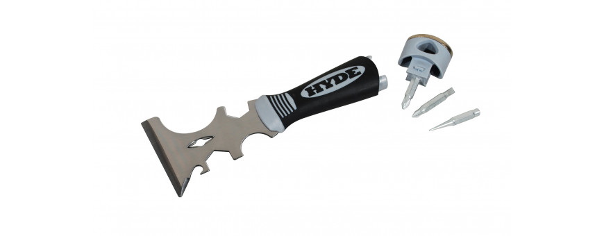 Couteaux d\'angle, couteaux spéciaux, lames parfaitliss