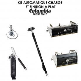 Kit charge et finition à plat automatique columbia- Technimat