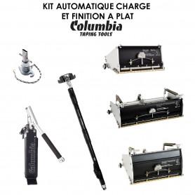 Kit charge et finition à plat boite auto + boite en 13,97cm Columbia POMPE OFFERTE