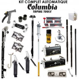 KIT COMPLET AUTOMATIQUE machine à joint en ALU //  COLUMBIA