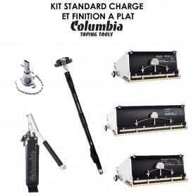 Kit charge et finition à plat boite STANDARD + boite en 13,97cm Columbia POMPE OFFERTE