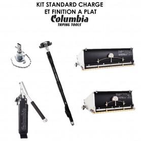 Kit charge et finition à plat boite STANDARD Columbia