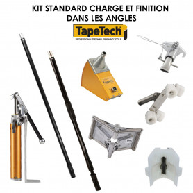 Kit charge et finition standard angle TAPETECH