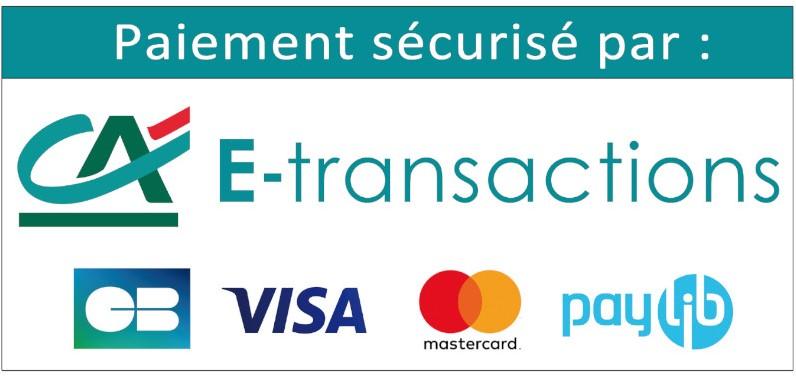 Crédit Agricole et ses modes de paiement chez Technimat